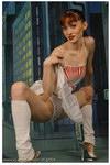 ballet dancers nude