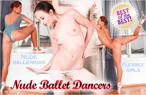 nude ballet dancers exercise video
