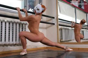 nudes ballerina