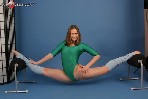wild flexible teens
