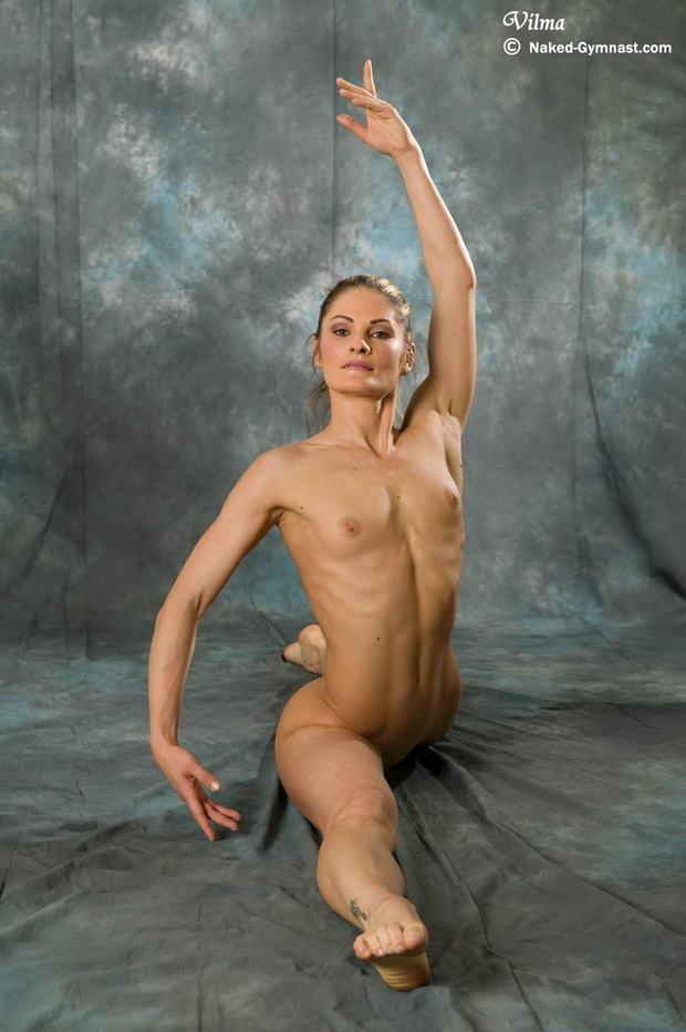 ballerina vilma nude Flexible