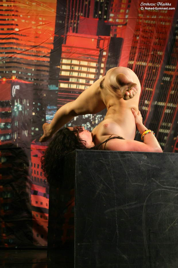 ballet nude photo