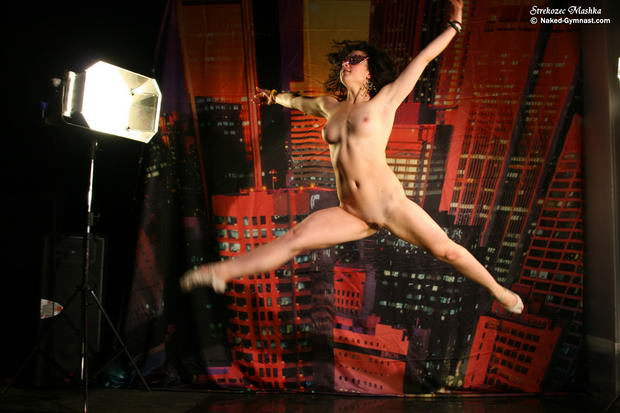 ballet dancer pussy
