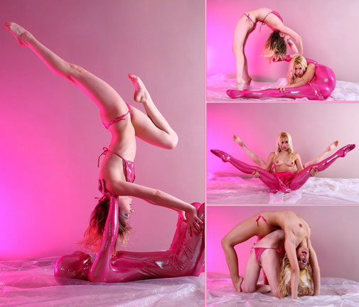 nude ballet