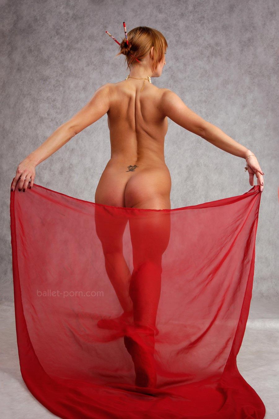 Russian ballet porn